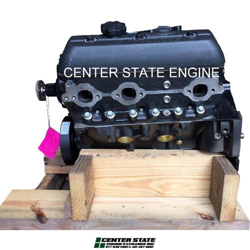 motor volvo penta / omc marino v6 4.3 semiarmado
