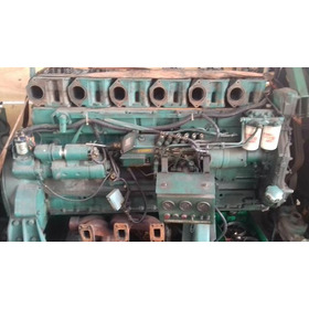 Motor Volvo Penta Tad 1630g 500hp Para Reforma Ou Peças