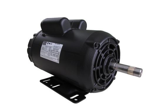 motor weg monofásico 2 hp 1760rpm abierto