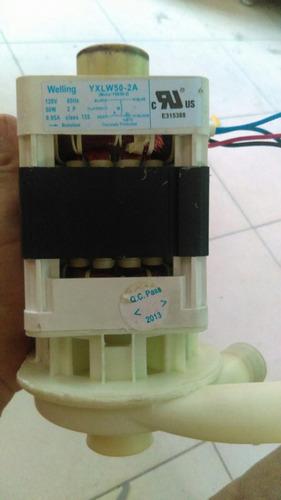 motor y bomba yxlw50 de lavavajillas ge glv1640xss0