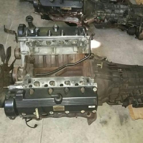 motor y caja ford 350 tritón