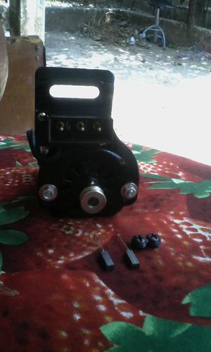 motor y pedal de maquina de coser