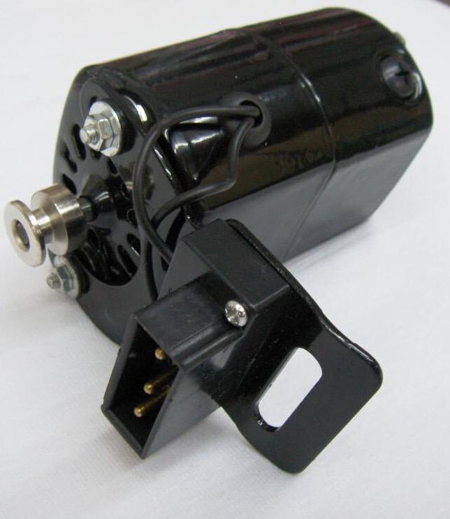 Motor Y Pedal Universal Para Maquina De Coser Domestica
