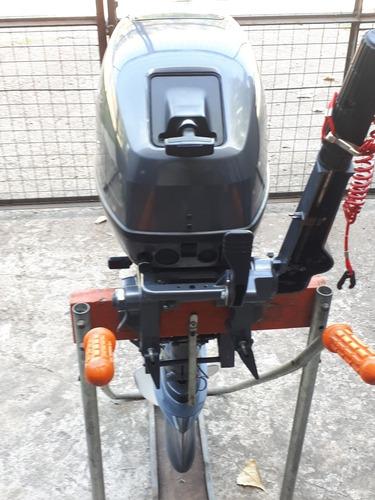 motor yamaha 15 hp , 2 tiempos pata corta