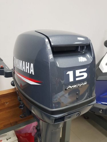 motor yamaha 15 hp 2t (15fmhl) agencia oficial!!