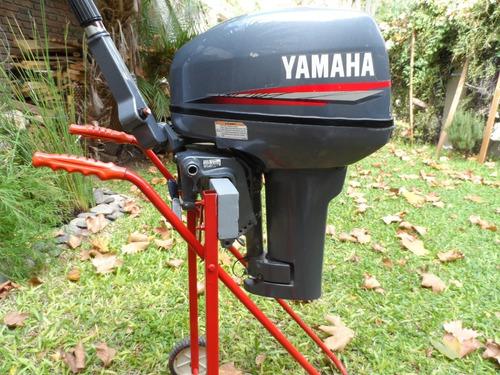 motor yamaha 15 hp solo despiece año 2015
