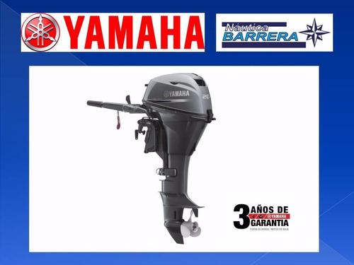 motor yamaha 20 hp 4 tiempos- entrega ya-ver oferta contado!