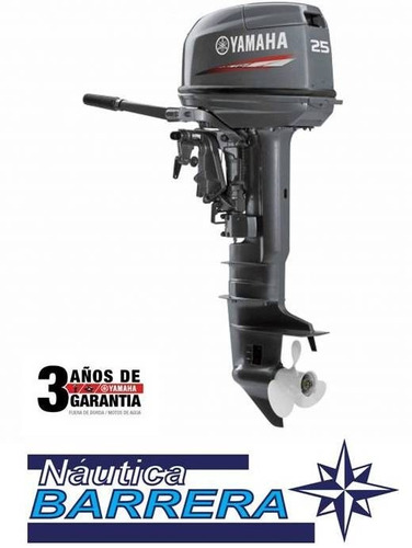 motor yamaha 25 hp 2t entrega inmediata consultar x contado!