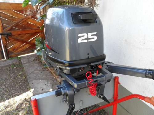 motor yamaha 25 hp año 2011 impecable