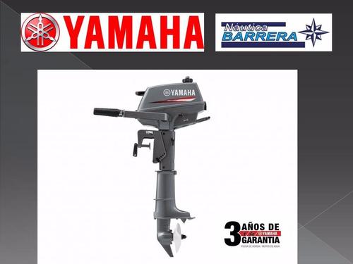 motor yamaha 3 hp- entrega inmediata- ver oferta de contado