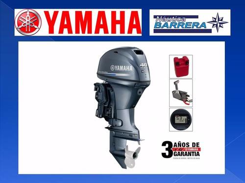 motor yamaha 30 hp 4t efi- entrega ya- ver oferta de contado