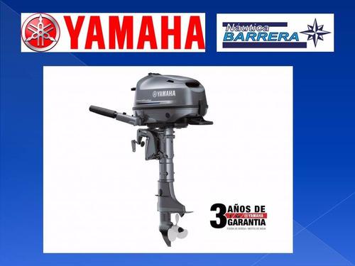 motor yamaha 4 hp 4 tiempos 12 cuotas de u$s 193.-
