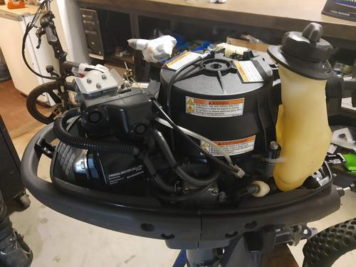 motor yamaha 4 hp  4t