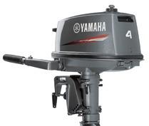 motor yamaha 4 hp acmhs 2t cnpj / prod. rural- a partir de