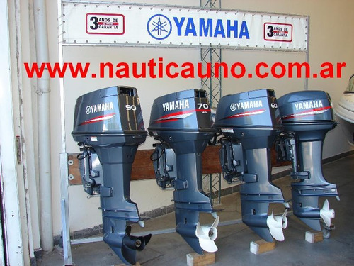 motor yamaha 40 hp 2 tiempos - rosario