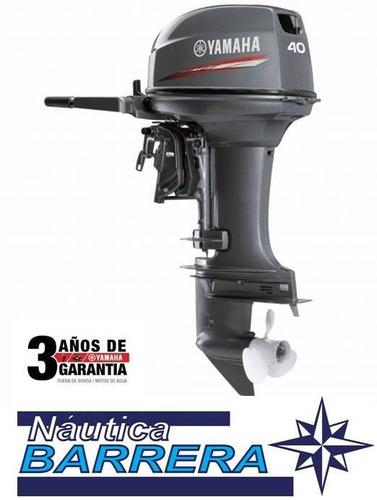 motor yamaha 40 hp. arranque manual ver oferta contado !!