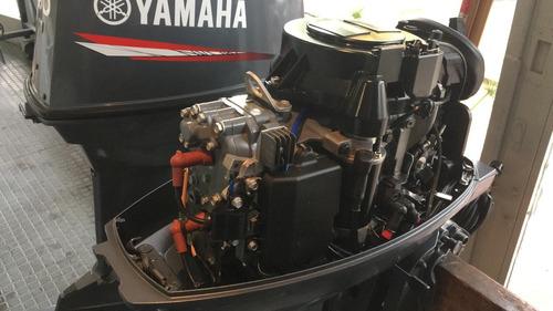 motor yamaha 40hp 2t arranque electrico 2013 muy bueno!!