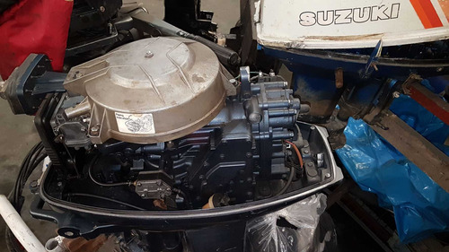 motor yamaha 40hp enduro original sin abrir poco uso 1990