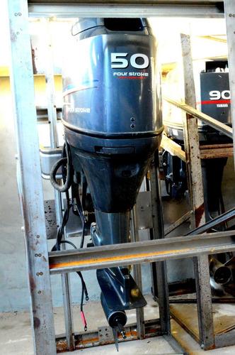 motor yamaha 50hp 4t usado