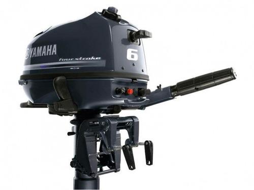motor yamaha 6 hp 4 tiempos en stock - oferta contado