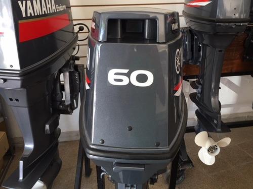 motor yamaha 60 hp 2 tiempos full - concesionario oficial
