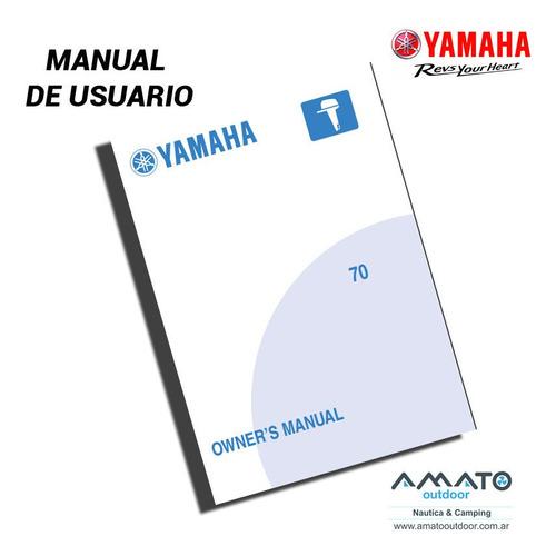 motor yamaha 70 hp 2t 70betol 3 años de garantia