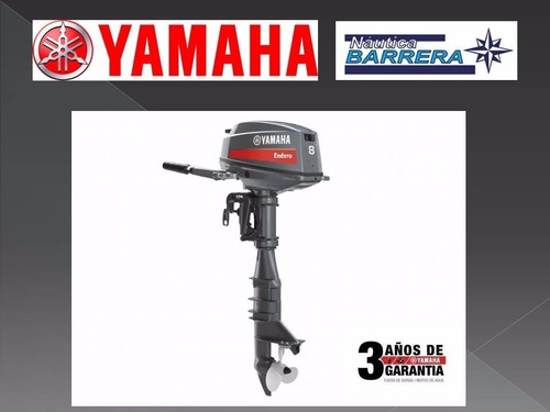 motor yamaha 8 hp 2t en stock consultar oferta contado!!