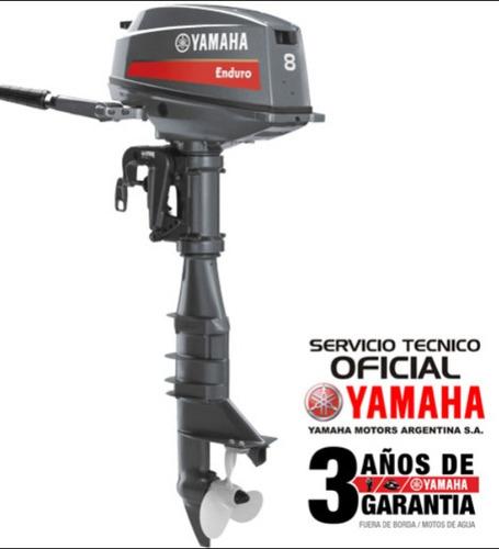 motor yamaha 8 hp