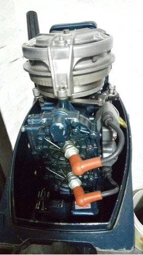 motor yamaha 8 hp impecable