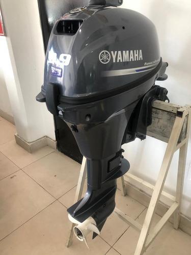 motor  yamaha 9.9 hp 4 tiempos año 2014 pro seven!!