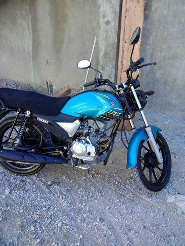 motor yamaha crux