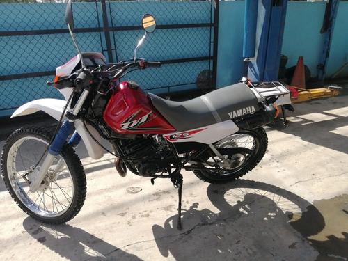 motor yamaha dt 125, año 2010 en buenas condiciones 110,000