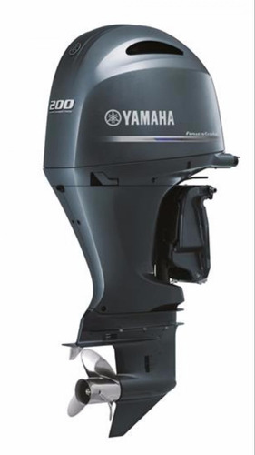 motor yamaha f200  hp  4t - full - nautica ramirez