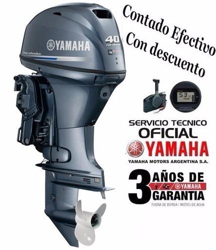 motor yamaha f40fetl hp 4 tiempos