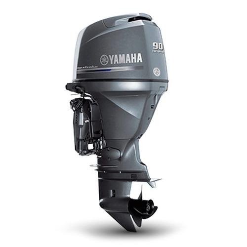 motor yamaha f90 b - 12 x no cartâo