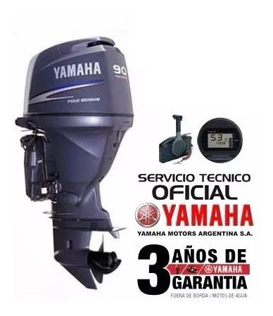 motor yamaha f90betl hp 4 tiempos