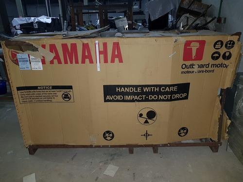 motor yamaha sin usar 350hp