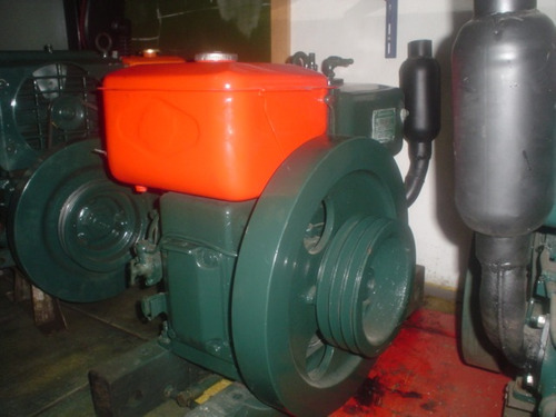 motor yanmar modelo b10 diesel de 11cv  c/garantia ano 79
