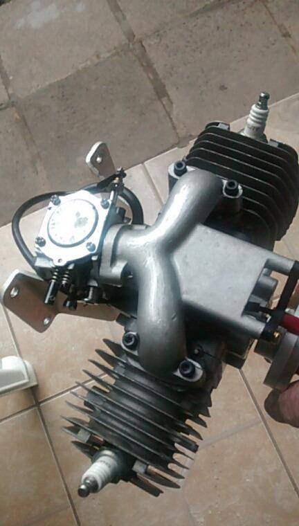 Motor Zenoah Gt80