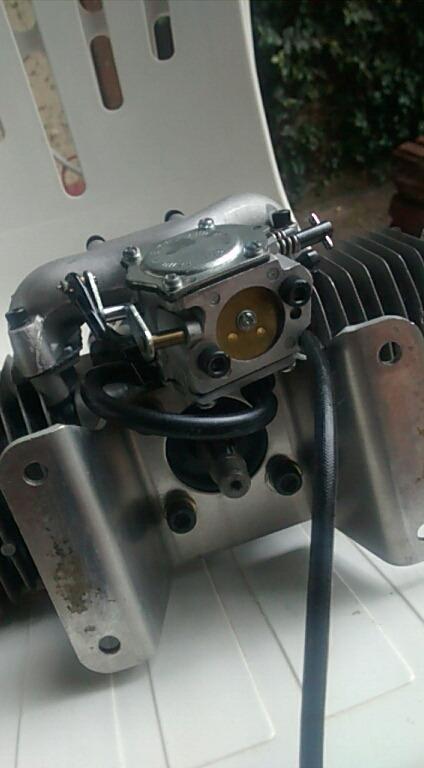 Zenoah Gt80