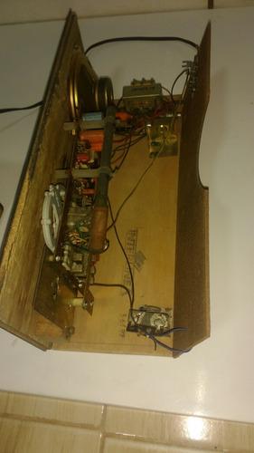 motoradio modelo rcf m41 funcionando