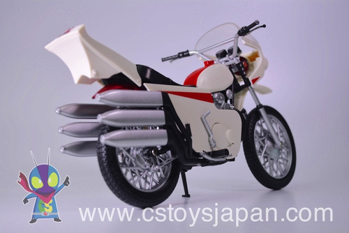 motorcycle cyclone remodeling kamen rider s.h. figuarts band