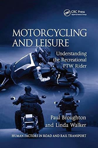 motorcycling and leisure : paul broughton