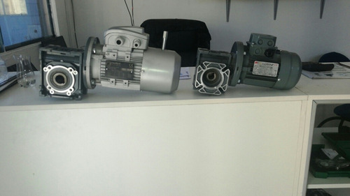 motoreductor trifasico 1/4 hp ( motores,tecles,variadores)