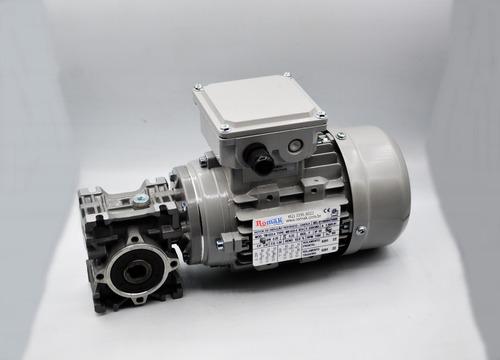 motoredutor q30 1/15 c/motor 1/3 cv trifásico