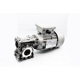Motoredutor Q40 C/ Motor Trifásico 1/4 Cv - Redução 1/50