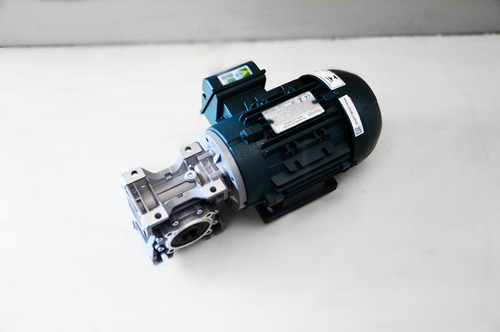 motoredutor q50 1/10 c/ motor 1,5 cv trifásico romak