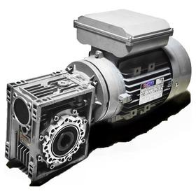 Motoredutor Q63 C/ Motor Monofásico 1 1/2 Cv - Redução 1/25