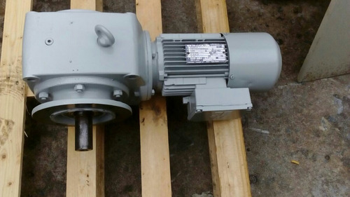 motoredutor sew 0,75kw 1680rpm motor 1cv
