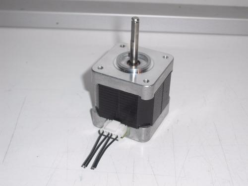 motores a pasos nema 17, 5kg-cm, alta velocidad, cnc arduino